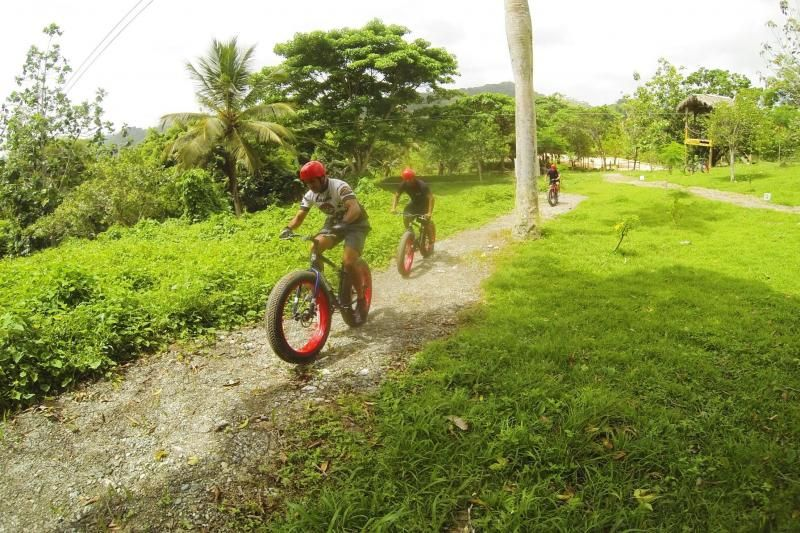 Monkey Land & Ecotrail Mountain Biking From Punta Cana