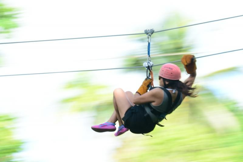 Zip Line & Ecotrail Tour From Punta Cana