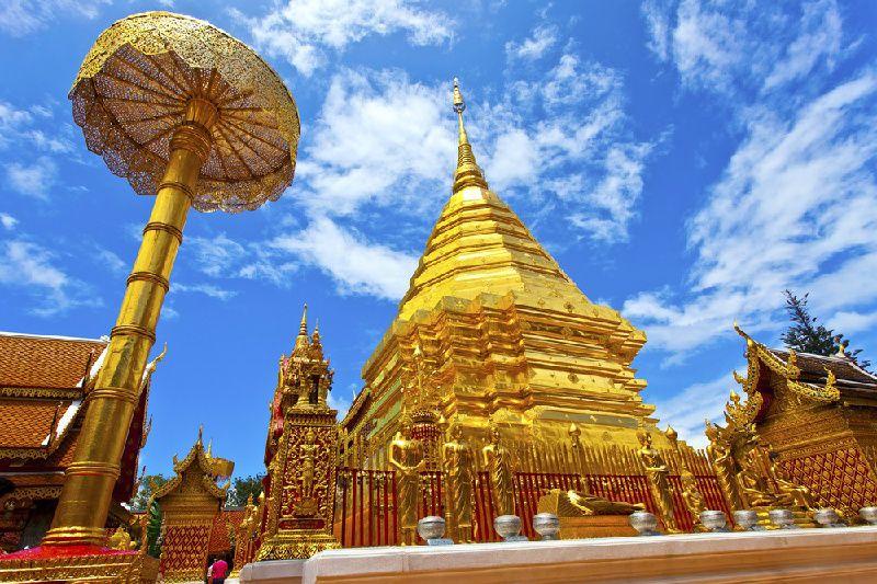 10-Day Thailand Tour: Bangkok - Chiang Mai - Phuket