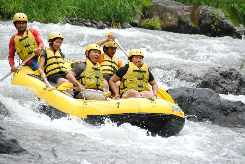 Da Lat Rafting & Villages Tour