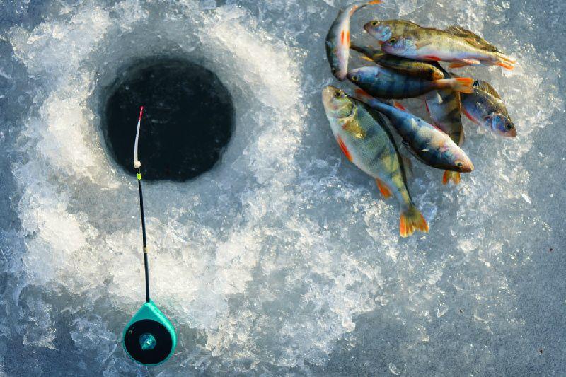 Aboriginal Ice Fishing