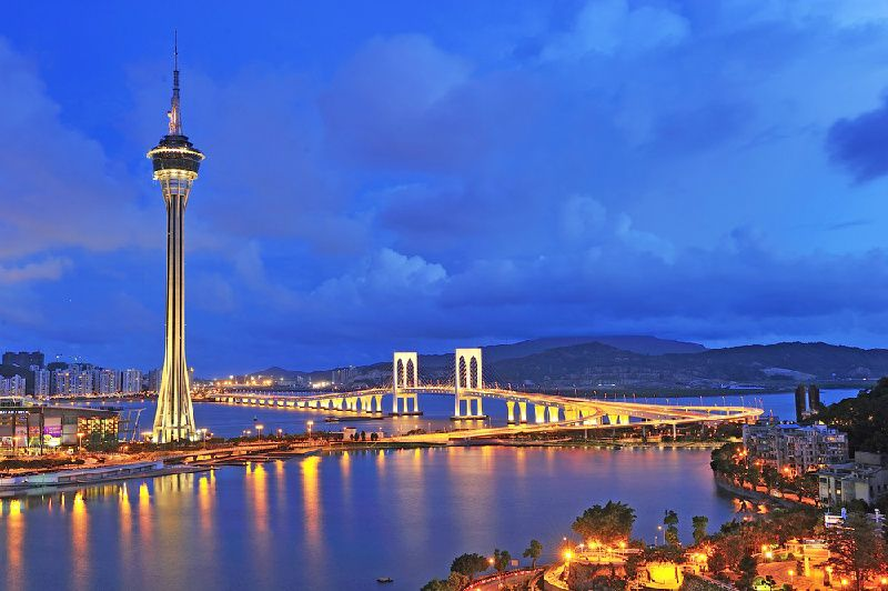 5-Day Guangzhou and Macau Tour from Hong Kong W/ Private Transfers