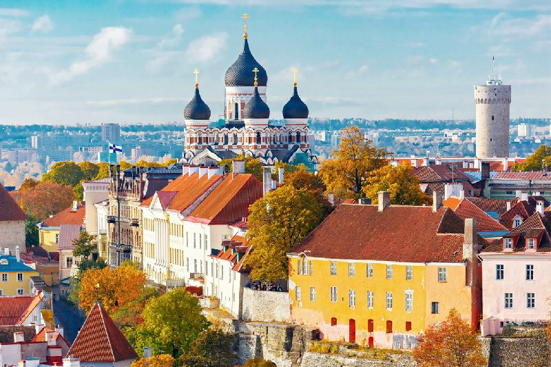 10-Day Baltic Capitals Tour with Helsinki