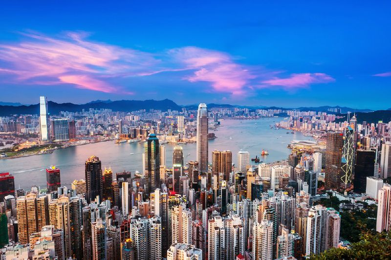 7-Day Hong Kong, Guangzhou & Macau Tour W/ Private Transfers