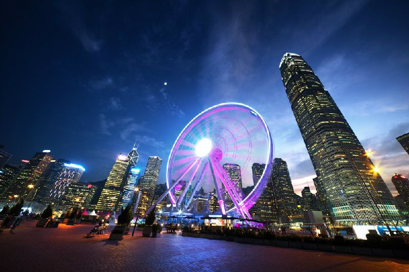 5-Day Hong Kong and Guangzhou Tour
