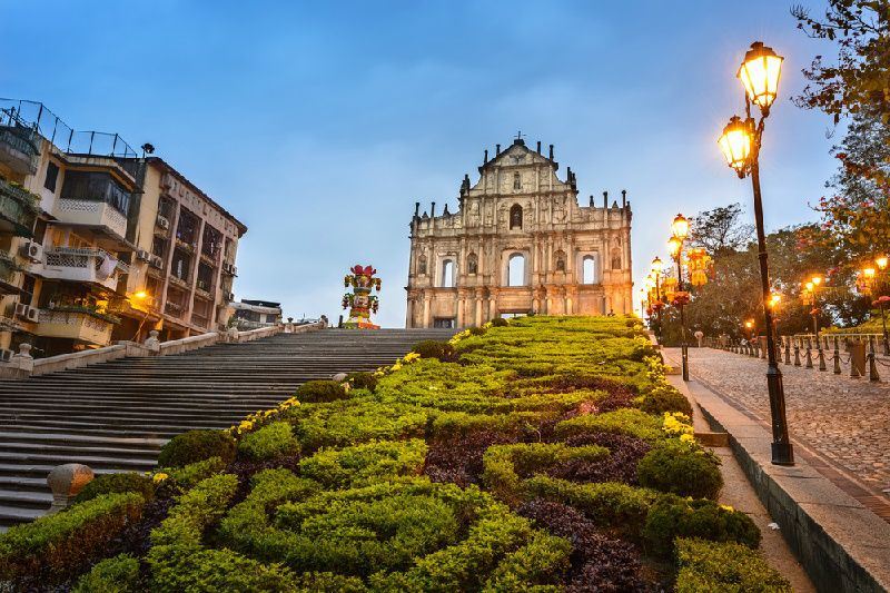 6-Day Guangzhou & Macau Tour From Hong Kong