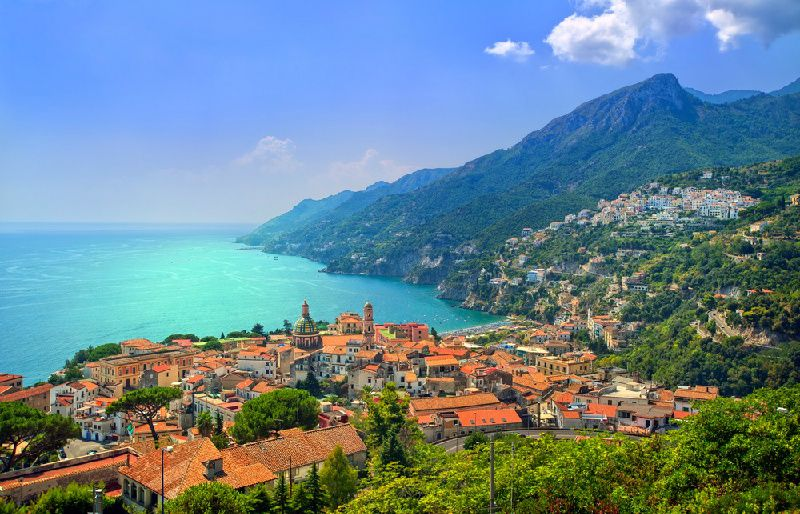 8-Day Southern Italy Tour Package from Rome