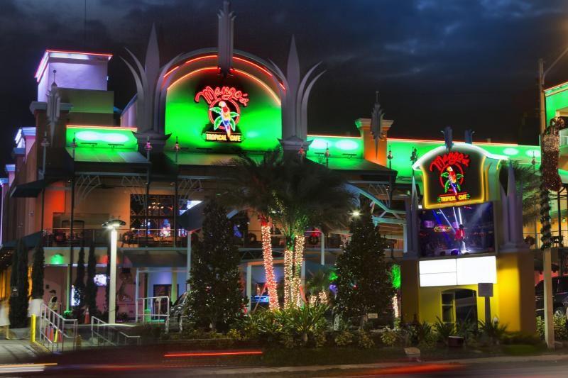 Mango's Tropical Cafe Orlando - Dinner & Show Tickets