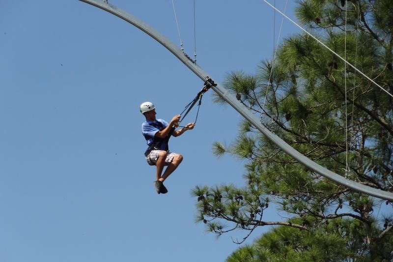 Zip Line Thrill Pack at Forever Florida