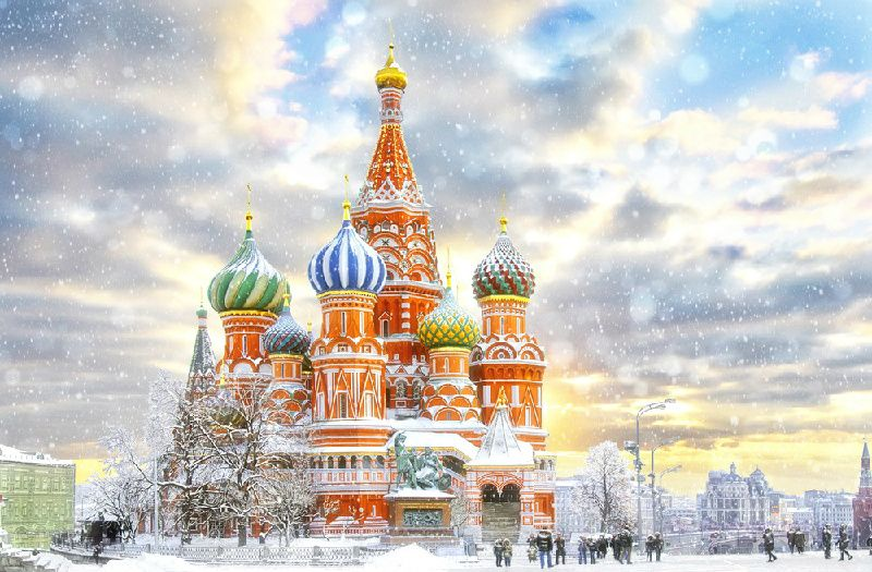 16-Day Baltic and Russian Explorer Tour w/ Helsinki, St. Petersburg, and Moscow