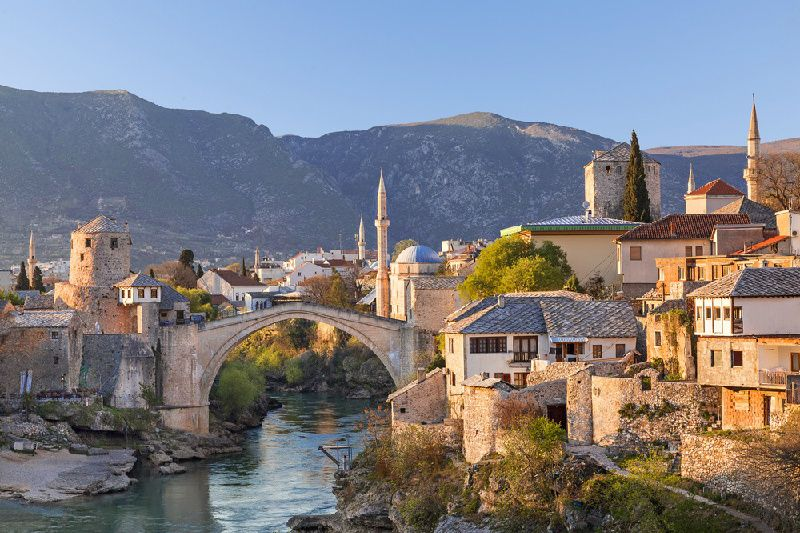 8-Day Balkan Tour Package from Dubrovnik: Croatia | Serbia | Bosnia + Herzegovina