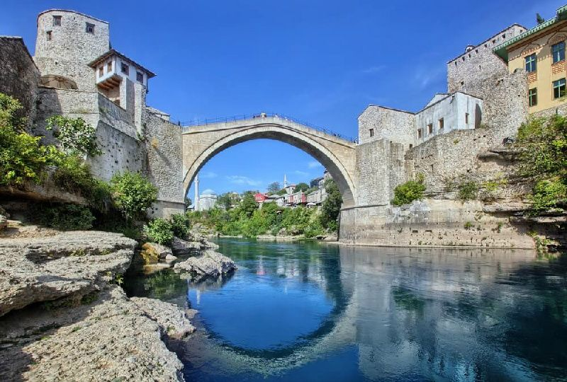 6-Day Balkan Tour Package: Croatia | Bosnia and Herzegovina | Serbia