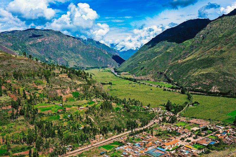Sacred Valley Tour / Cusco GRP