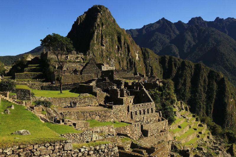5-Day Inca Trail Express to Machu Picchu Tour