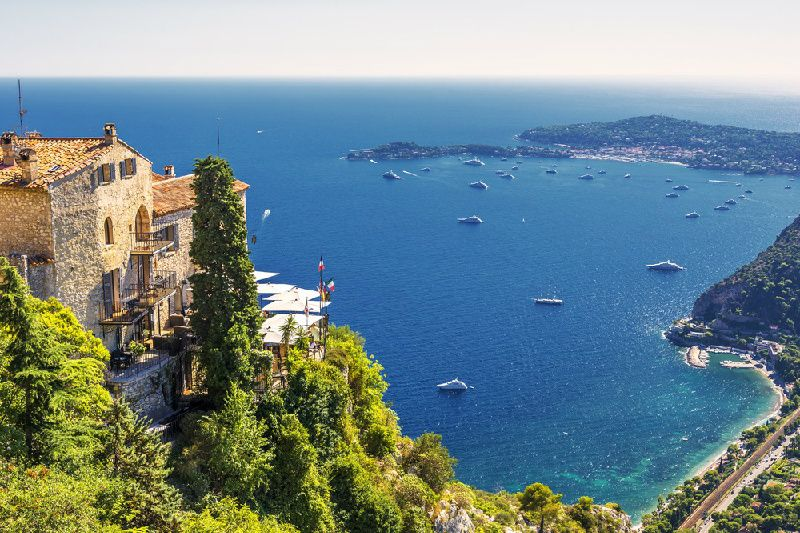 French Riviera Panorama Tour: Eze | Monte Carlo | Cannes | Antibes