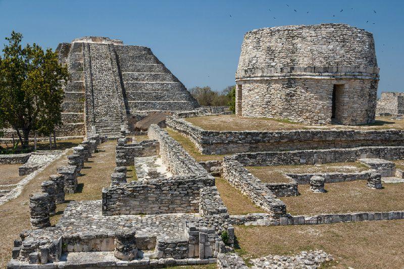 Mayapan, Acanceh & Cenote Tour From Merida