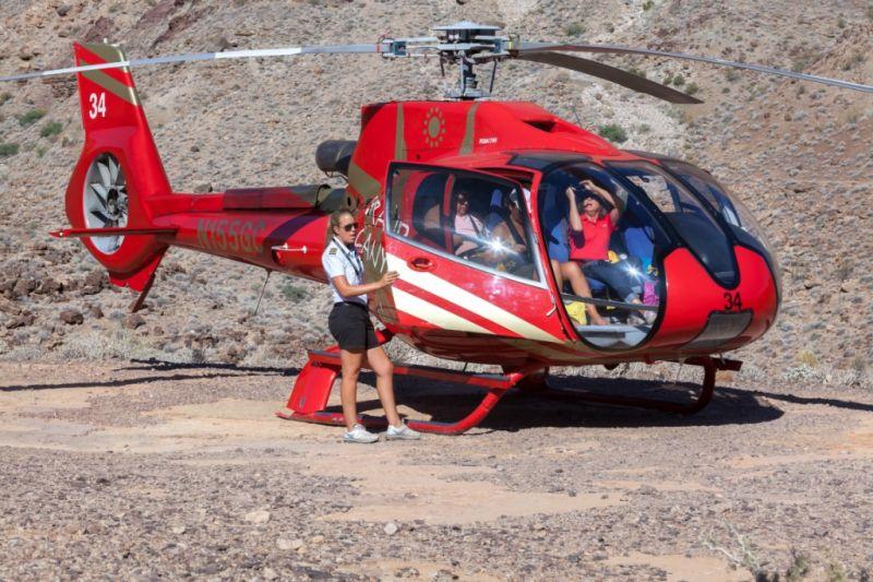 Grand Canyon Helicopter & Eldorado ATV Adventure
