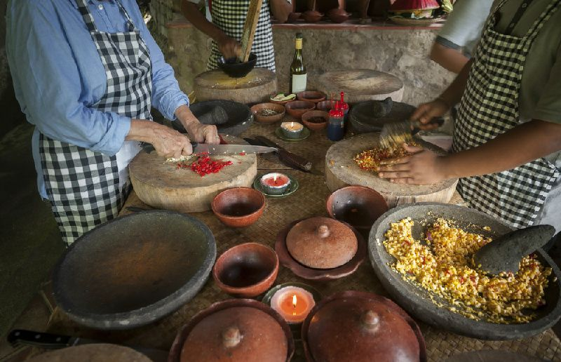 Plataran Canggu Cooking Class w/ Market Visit