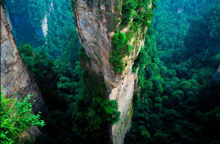 Zhangjiajie Mountains Helicopter Tour and Aerial Flightseeing