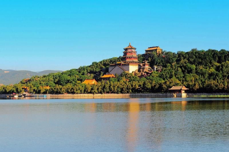 Half Day Summer Palace Tour