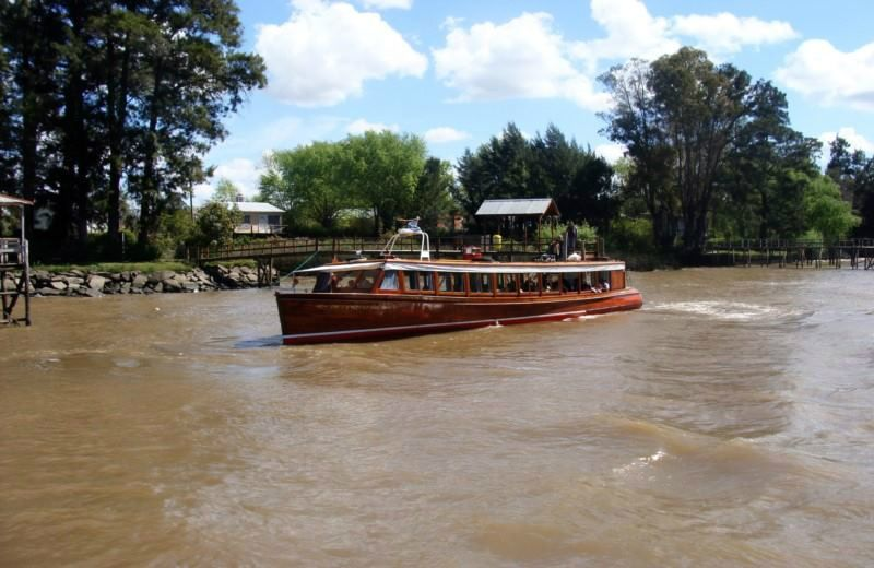 Half-Day Tigre Delta Tour