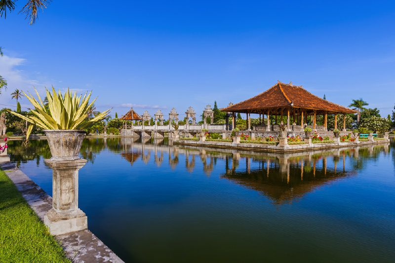 Private East Bali Tour to the Royal Water Palace