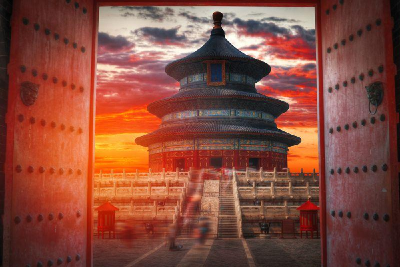 Private Temple of Heaven Tour w/ Tai Chi Lesson