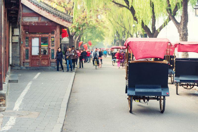 Old Beijing Hutong Rickshaw Tour