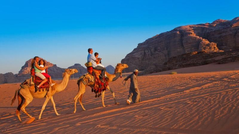 8-Day Jordan Family Adventure Tour