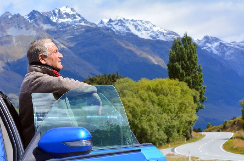 7-Day New Zealand South Island Self-Drive Tour