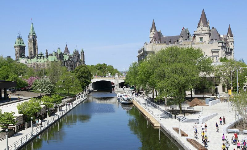 Historical Highlights of Ottawa Walking Tour