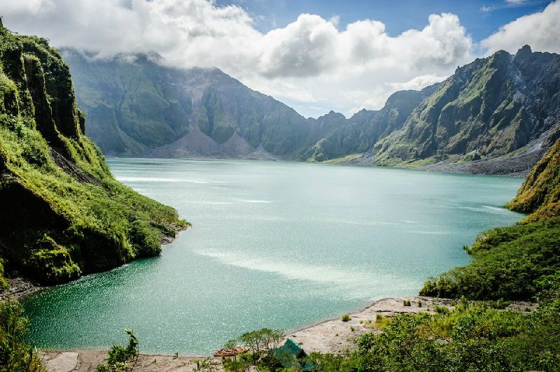 Mt. Pinatubo Trekking Tour from Manila