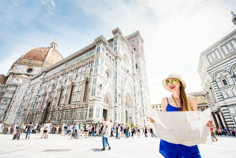 Florence Day Trip from Milan by High Speed Rail