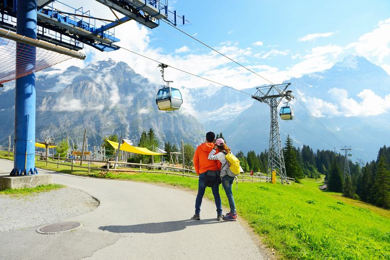 8-Day Central Europe Tour with Indian Food: Prague to Zurich