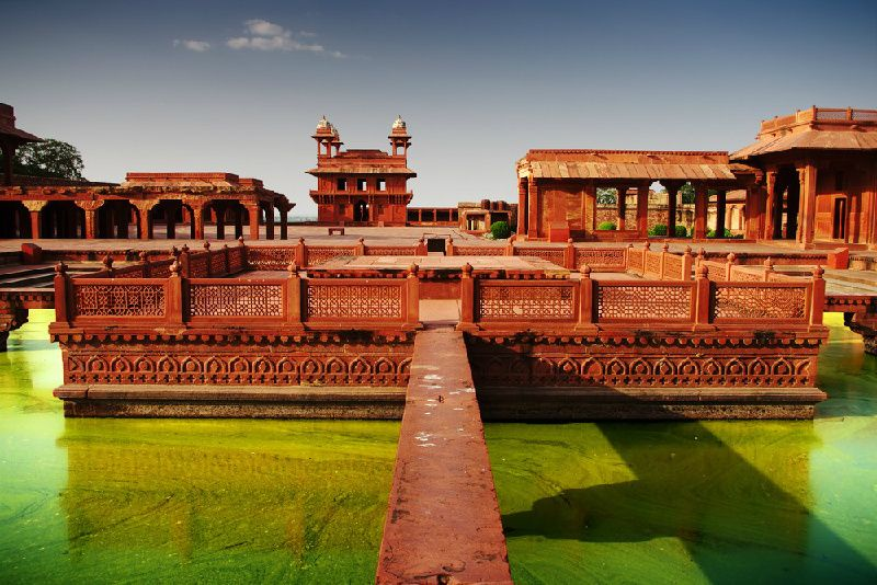 2-Day Taj Mahal Tour from Delhi
