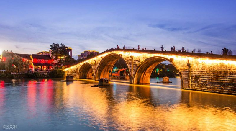 Private Hangzhou Grand Canal and Culture Tour