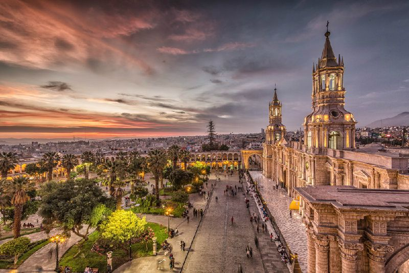 3-Day Arequipa & Colca Canyon Tour