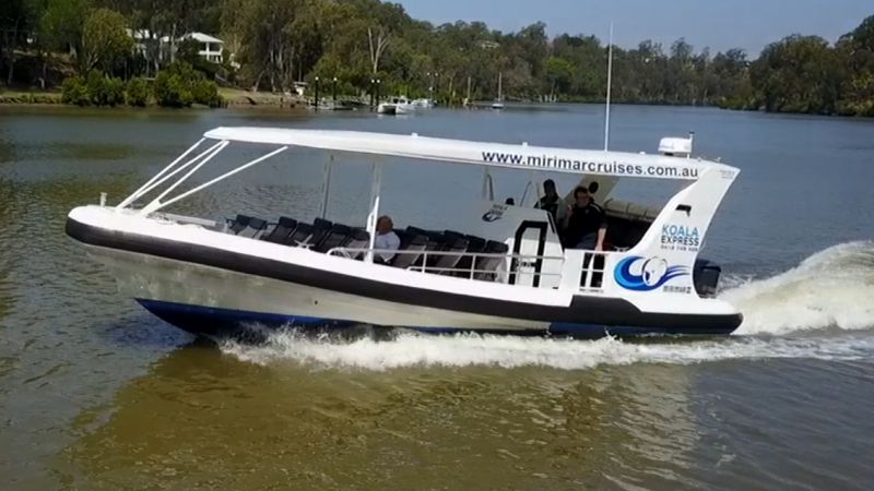 Koala Express River Cruise to Lone Pine Sanctuary