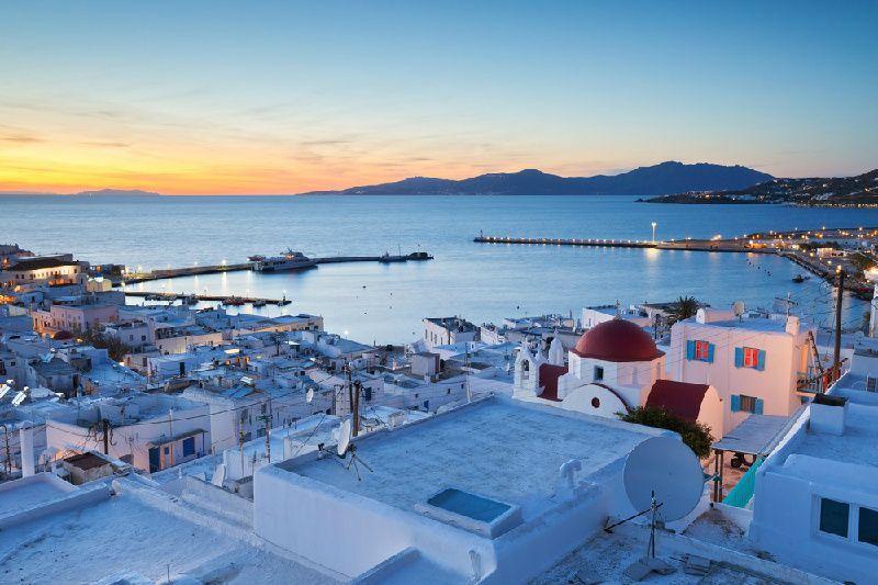 4-Day Mykonos Island Vacation from Athens / Piraeus