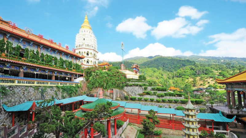 Private Tour: Penang Grand Tour with Lunch