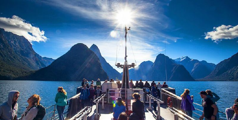 3-Day South Island Hop-On Hop-Off Pass