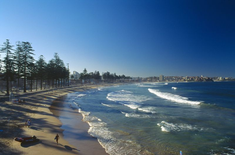 Half-Day Sydney City Tour W/ Manly Beach