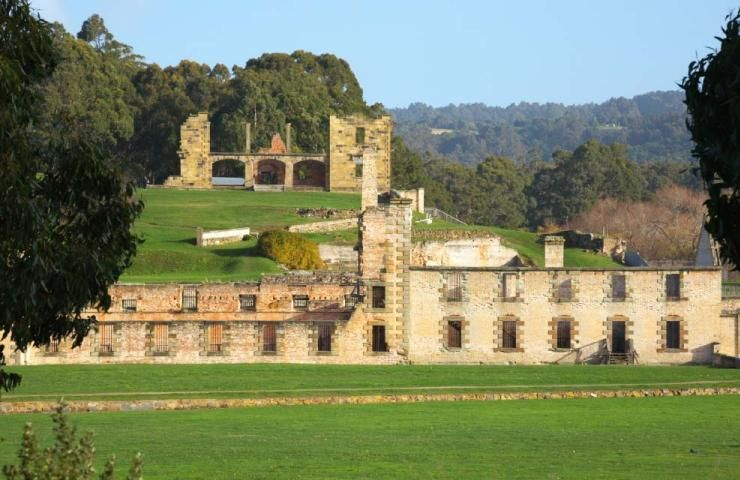 Port Arthur and Salamanca Market Tour