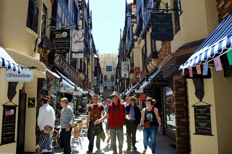Explore Perth Walking Tour