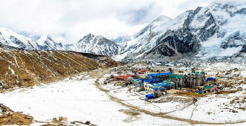 Everest Base Camp Luxury Lodge Trek 16 Days