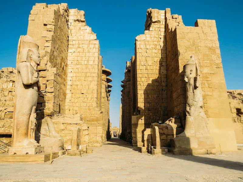 Luxor Day Trip From Sharm el Sheikh by Flight