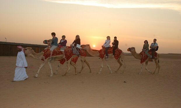 Overnight Camel Caravan From Dubai W/ BBQ Dinner & Arabic Breakfast
