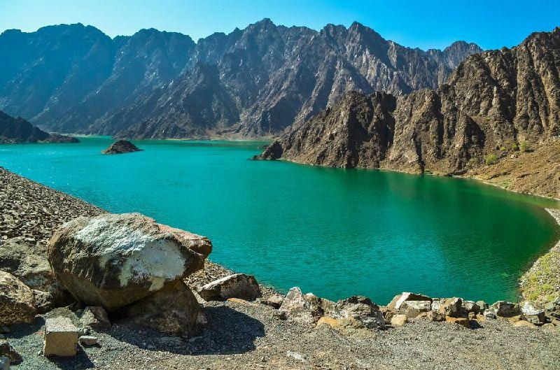 Golden Hatta Mountains Tour from Dubai