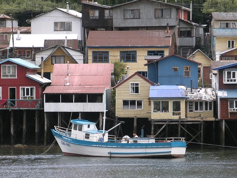 Chiloe Island Tour From Puerto Montt W/ Ancud, Castro and Dalcahue