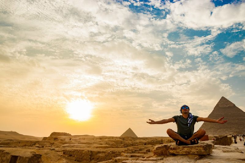 3-Day Cairo Tour from Taba by Coach